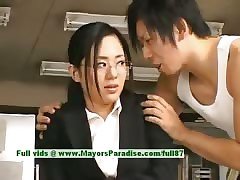 Sora Aoi sex videos - asian anal pov